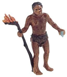 58383 - BULLYLAND - Figurine Homo Erectus Homme Préhistorique