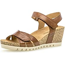 Sandali Amazon Xzokutpi It Platform Marrone Donna TJ3lFK1uc