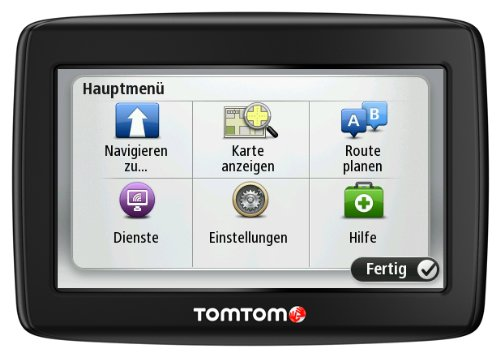 TomTom-Start-25-Central-Europe-Traffic-Komfort-Edition-Navigationssystem-TMC-IQ-Routes-Kartenslot