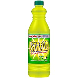 Estrella 2 en 1 con lejía y detergente Limon 1,5L