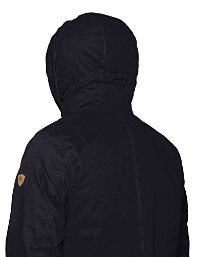 Scotch & Soda Herren Jacke Classic Parka Blau (Night 0002)