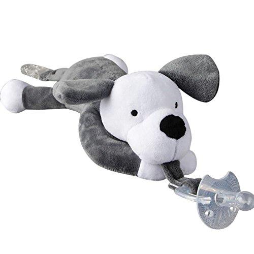 Minuya Chupete de bebé con peluche de animales