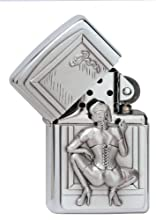 Zippo 1300127 Lighter, Metal, Silver, One Size
