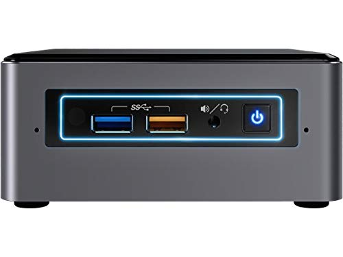 Mini Essentials Kit (Intel NUC7i5BNH Barebone PC-Kit)
