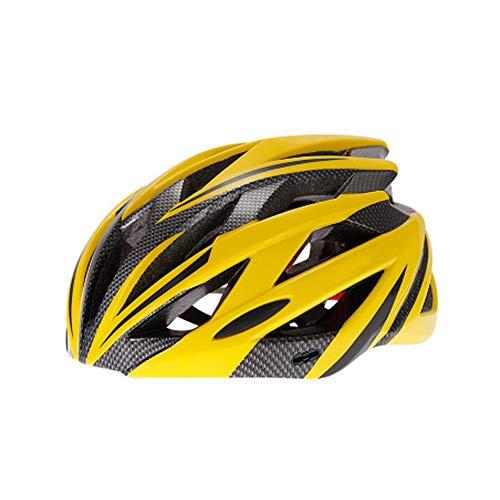 WNLBLB Fahrradhelm Rennrad Fahrrad integriertes Formteil Herren und Damen Helm Motorradhelm Fahrradhelm Herren Fahrradhelm Damen Fahrradhelm Mountainbike Helm Reiten Fahrrad