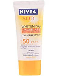 NIVEA Sun Whitening Protection Face Lotion SPF 50, 50 ml