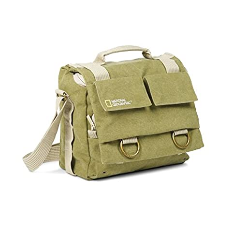National Geographic Earth Explorer - camera cases (Messenger, Beige, 160 x 280 x 250 mm)