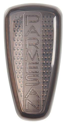 Fackelmann Rallador Queso con Contenedor 19x9,5x7cm, con Parte Funcional en Acero Inoxidable, Gris...