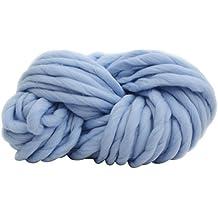 VDK Lana Grossa, filato, super morbido ingombranti filato per braccio maglia tessuta a mano uncinetto filati Crocheting filato (e)