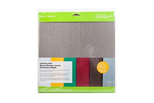 Provo Craft Novelty Inc.-Peluche di schiuma, multicolore, 30,48 x 30,48 (12-Inch) x 12 cm, confezione da 6