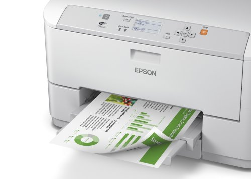 Epson WorkForce Pro WF-5190DW Business Inkjet Single Function Printer with Wi-Fi and Duplex