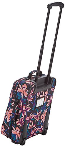 Roxy Damen Reisetasche Wheelie J True Black  Maui Lights