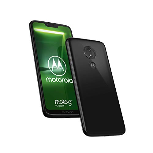 motorola moto g7 Power 6.2-Inch Android 9.0 Pie UK Sim-Free Smartphone with 4GB RAM and 64GB Storage (Single Sim) - Black Img 2 Zoom