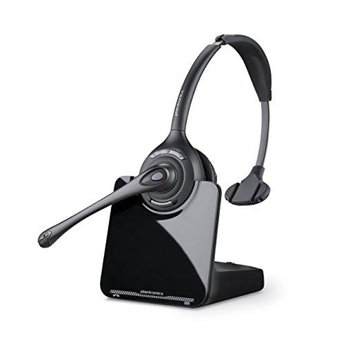 Plantronics CS510 kabelloses monoaurales DECT-Headset (Generalüberholt) - Dect-headset