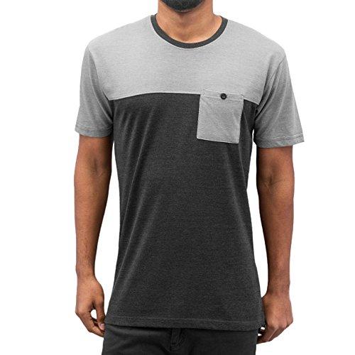 Cyprime Herren Oberteile / T-Shirt Gereon II Grau