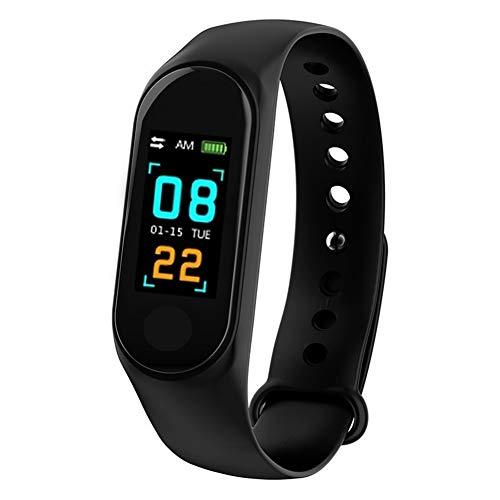 Fitness Armband,Wasserdicht IP68 Fitness Trackers Farbbildschirm Aktivitätstracker Fitness Uhr Smartwatch,Pulsuhren,Schrittzähler für Damen Herren Anruf SMS Beachten für iPhone Android Handy