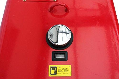 Kraftherz Diesel Stromerzeuger KH6600D Test - 6