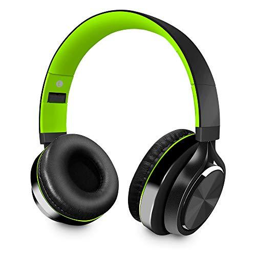 Cuffie Bluetooth Verde - Il Signor Rossi d3b33662849a