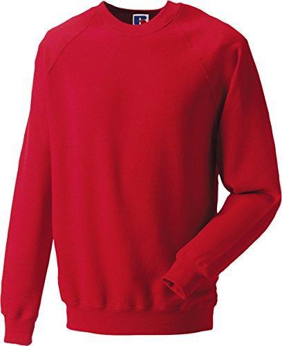 russell-jerzees-colours-sweatshirt-classique-homme-l-rouge