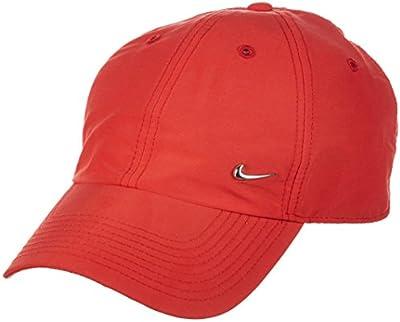 Nike Metal Swoosh Cap - Gorra para hombre, talla única