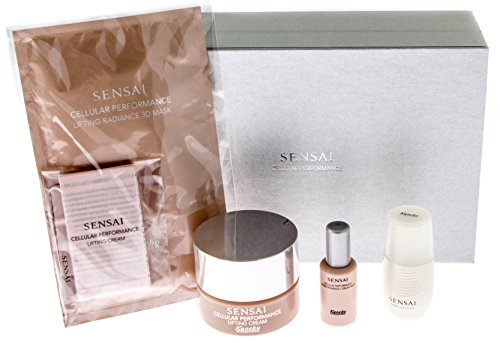 Kanebo Sensai Cellular Performance femme/woman, Geschenkset (Lifting Cream, 40 ml + Radiance...
