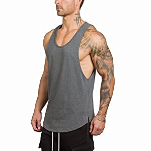 NBX Sports Fitness Running Schnell Trocknende Weste Schlank Breathable Sleeveless Shirt Männer