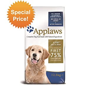 Applaws Lite Dog Food Chicken by Monster Pet Supplies