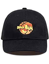 SKAMAO Berretto da Baseball Space Jam Dad Hat Fashion Curved Chapeau Berretto  da Baseball Spacejam Hats ab96e5bad75b