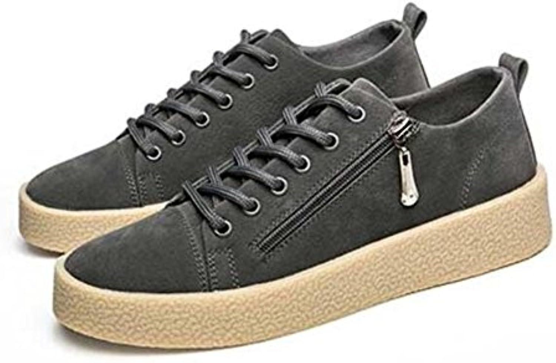 GSHE Shoes Herrenschuhe Frühling Stiefeletten Breathable Athletische Laufschuhe Outdoor Wanderschuhe