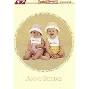Schmidt Spiele 58927  - Anne Geddes, Verano, 1000 Puzzle Piece Jigsaw Ronda
