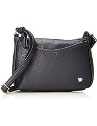 TOM TAILOR Denim Umhängetasche Damen Cilia, 4x14x21.5 cm, Damen Handtasche