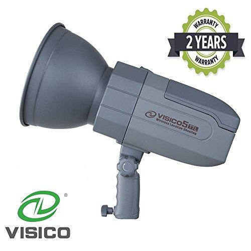 Studio Stroboskopischer Blitzkopf   Visico 5   Bowens Mount Beleuchtung für Fotografie   Studioblitzblitz Mit 2,4 g High-Speed-Sync-WirelessTransmission & Through The Lens-Technologie -