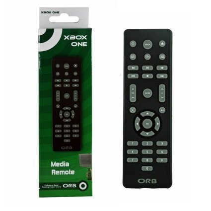 Orb Xbox One Media Remote (inc x2 AAA batteries) - 020922