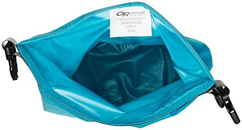 Outdoor Research wasserdichte Tasche Striations Dry Sack 5L typhoon