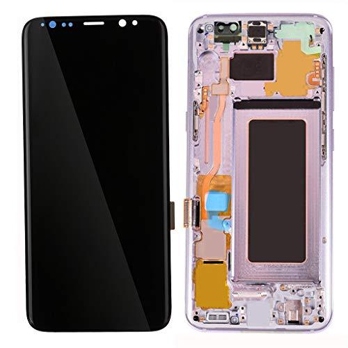 Display Lcd Touchscreen Digitizer, CHshe Ersatz Lcd Anzeige Mit Rahmen Touchscreen Baugruppe Mit Werkzeuge Reparieren Sie Screen Kits Für Samsung Galaxy S8 Plus