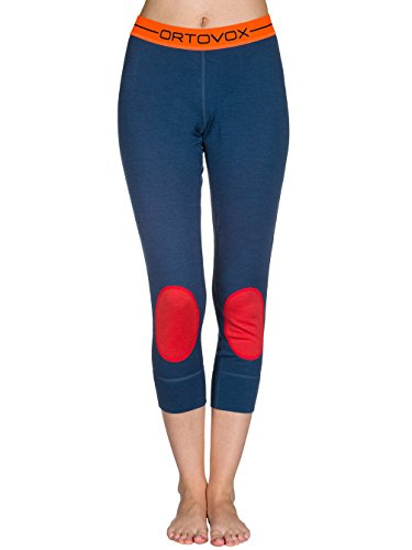 Crazy-boxer-shorts (Damen Skiunterwäsche Ortovox Merino 185 Rock'n'Wool Short Funktionshose)