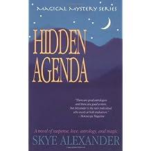 Hidden Agenda (Magical Mystery Series)