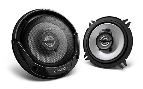 Kenwood KFC-E1365 130mm 2-Wege-Lautsprecher (250 Watt Spitzenbelastbarkeit)