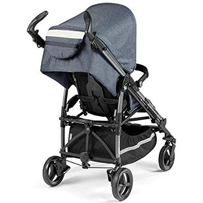Peg Perego IPSZ300000BA71PL00 Kinderwagen Si Luxe, Mirage