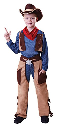 Cowboy Wild West (S) costume Kids Fancy Dress