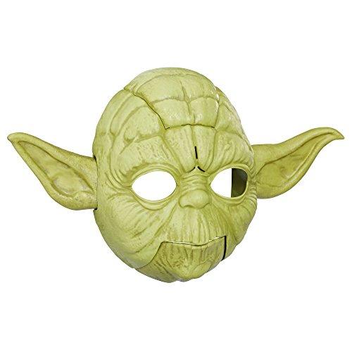 Star Wars E0329EW0 SW S2 Yoda Elektronische Maske, Mehrfarbig