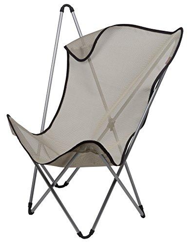 Lafuma Surmatelas rembourré Air Comfort pour fauteuil relax, Couleur: Coral Blue, LFM2604-6547