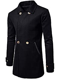 Bovake Uomo Abbigliamento Amazon E Cappotti it Giacche xqY55wT4X