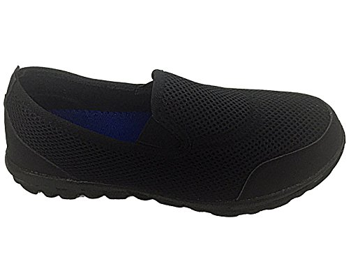 Foster Footwear, Sneaker donna Black/Blue