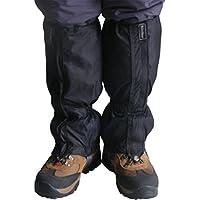 F-blue Impermeable al Aire Libre Senderismo Ruta Escalada Caza Nieve Legging 1 Par