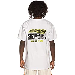 Grimey Camiseta South Heaven tee SS19 White-M