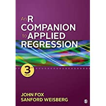 An R Companion to Applied Regression (English Edition)