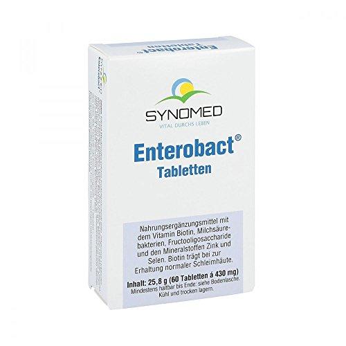 Acidophilus 60 Tabletten (Enterobact, 60 St. Tabletten)