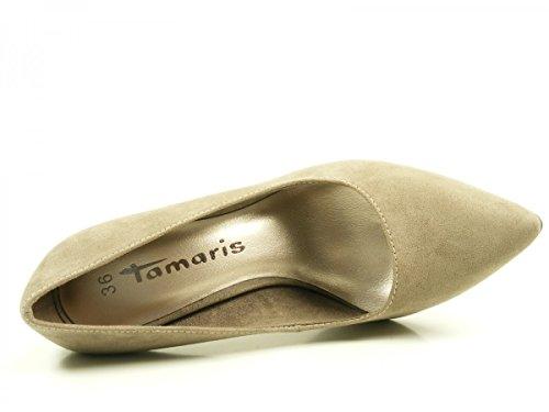 Tamaris 22457, Scarpe con Tacco Donna Marrone (Pepper)