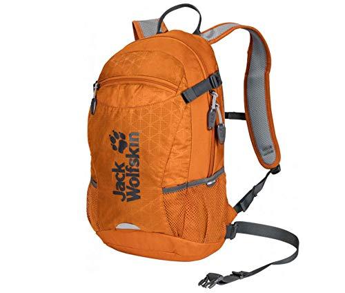 Jack Wolfskin Velocity 12 Sporttasche Unisex Sportasche, orange Grid, ONE Size